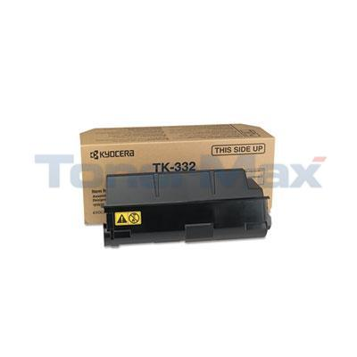 KYOCERA MITA FS-4000DN TONER BLACK